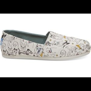"""TOMS """"YEAR OF THE DOG"""" classic"""
